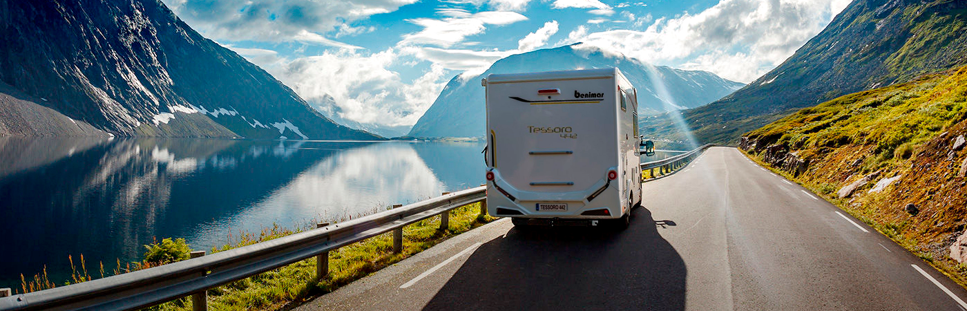 Tessoro 442 on the road